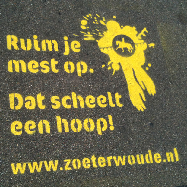 Campagne Paardenmest
